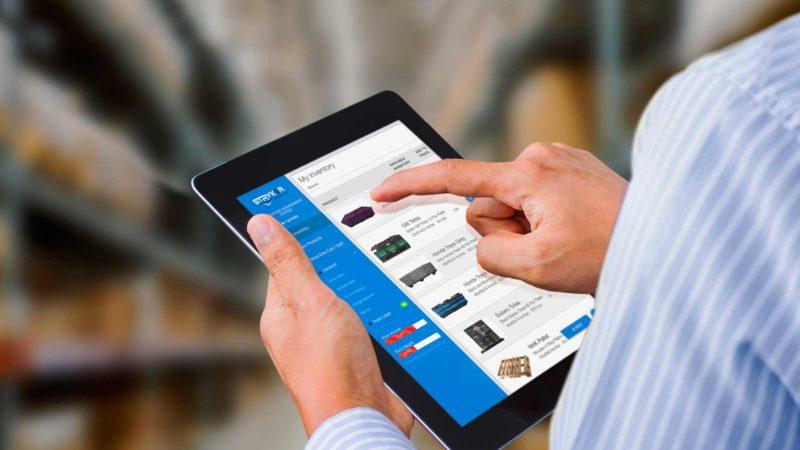 Stryker Logistics - Warehousing Technology