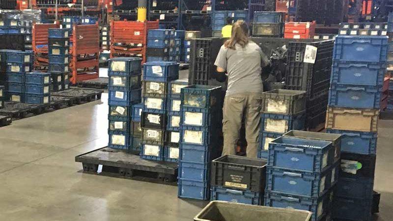 Stryker Logistics/TMA Automotive Sequencing