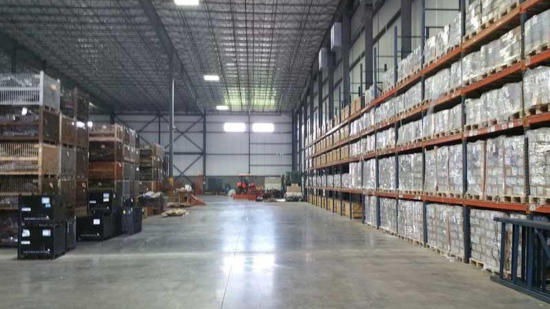Stryker Logistics/TMA Automotive Sub Assembly