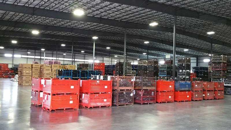 Stryker Logistics/TMA Automotive Warehousing